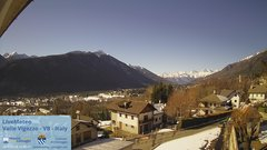 view from Valle Vigezzo on 2019-02-14