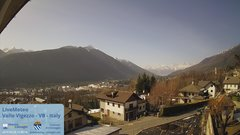view from Valle Vigezzo on 2019-02-20
