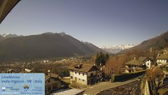 view from Valle Vigezzo on 2019-02-25