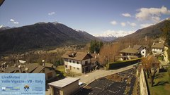 view from Valle Vigezzo on 2019-03-18