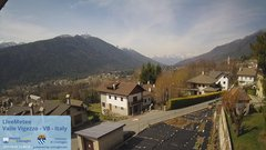 view from Valle Vigezzo on 2019-04-01
