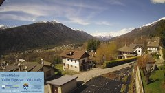 view from Valle Vigezzo on 2019-04-08