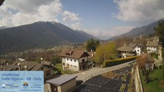 view from Valle Vigezzo on 2019-04-13