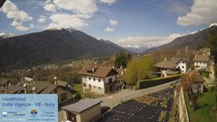 view from Valle Vigezzo on 2019-04-17