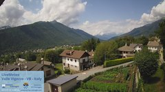 view from Valle Vigezzo on 2019-07-31