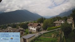 view from Valle Vigezzo on 2019-08-18