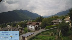 view from Valle Vigezzo on 2019-08-19