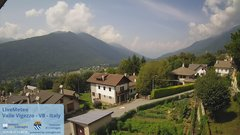 view from Valle Vigezzo on 2019-08-27