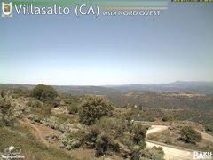 view from Villasalto on 2018-07-12