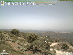 view from Villasalto on 2018-07-15