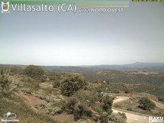 view from Villasalto on 2018-07-20