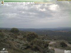 view from Villasalto on 2018-09-10