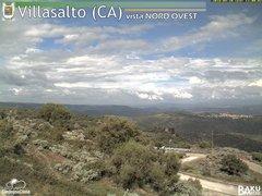 view from Villasalto on 2018-09-20
