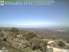 view from Villasalto on 2018-09-22
