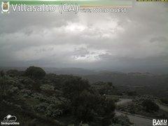 view from Villasalto on 2018-10-29