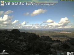 view from Villasalto on 2018-11-05