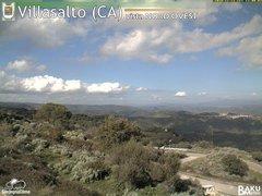 view from Villasalto on 2018-11-11