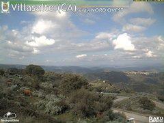 view from Villasalto on 2018-11-16