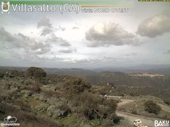 view from Villasalto on 2019-02-08