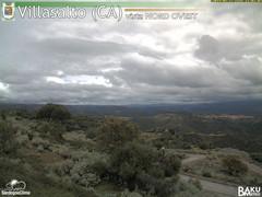 view from Villasalto on 2019-05-27