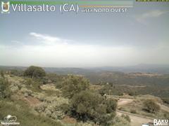 view from Villasalto on 2019-06-07