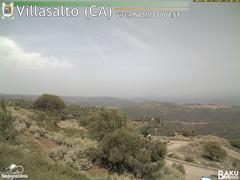view from Villasalto on 2019-06-11