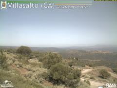 view from Villasalto on 2019-06-15