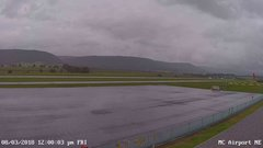 view from Mifflin County Airport (east) on 2018-08-03