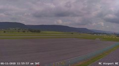 view from Mifflin County Airport (east) on 2018-08-11