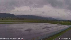 view from Mifflin County Airport (east) on 2018-08-14