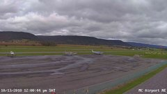 view from Mifflin County Airport (east) on 2018-10-13