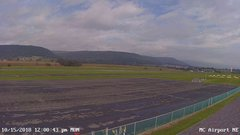 view from Mifflin County Airport (east) on 2018-10-15
