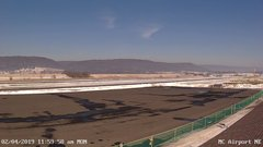 view from Mifflin County Airport (east) on 2019-02-04