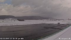 view from Mifflin County Airport (east) on 2019-02-13