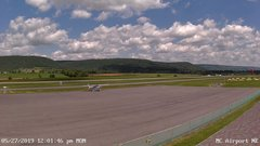 view from Mifflin County Airport (east) on 2019-05-27