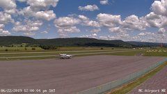 view from Mifflin County Airport (east) on 2019-06-22