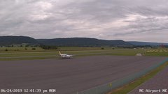 view from Mifflin County Airport (east) on 2019-06-24