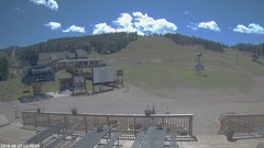 view from Angel Fire Resort - Base on 2018-08-27