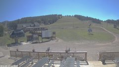 view from Angel Fire Resort - Base on 2018-09-17