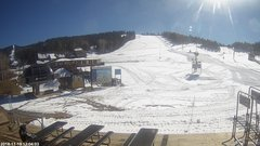 view from Angel Fire Resort - Base on 2018-11-19