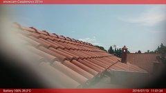 view from Snowcam Casatenovo on 2019-07-13
