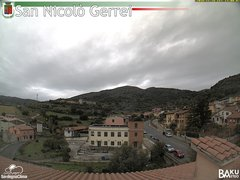 view from San Nicolò on 2018-11-26