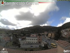 view from San Nicolò on 2019-01-28