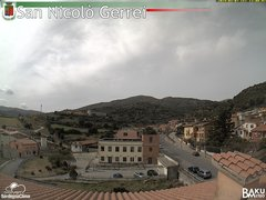 view from San Nicolò on 2019-03-07