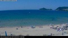 view from Agios Georgios NW Corfu Greece on 2019-06-10