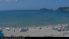 view from Agios Georgios NW Corfu Greece on 2019-06-16