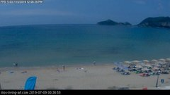 view from Agios Georgios NW Corfu Greece on 2019-07-15