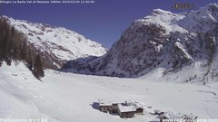 view from Val di Rèzzalo NE on 2019-02-09