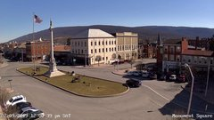 view from Monument Square Center on 2019-02-09