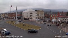 view from Monument Square Center on 2019-03-21